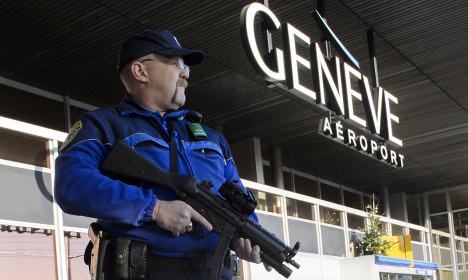 Geneva airport revokes workers' security passes