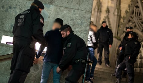 New Year sexual assaults in Frankfurt, police say