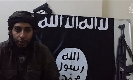 Isis releases video of Paris attackers and threatens UK