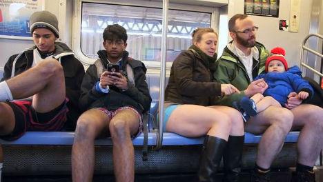 500 pledge to join Vienna No Pants Subway Ride