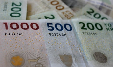 Denmark raises repo rate to defend euro peg