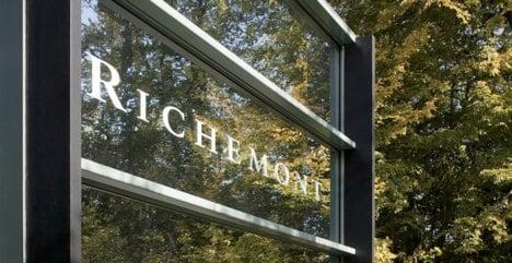 Richemont sales dip as luxury spending slumps