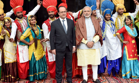 France edges closer to huge deal for jet fighters to India