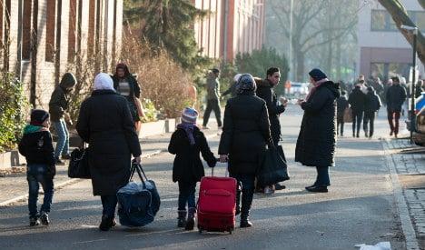 Bavaria knocked back on 200,000 refugee cap