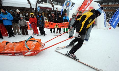 How to avoid deadly risks of Alps avalanches