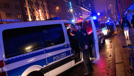 Munich on New Year alert after terror threat