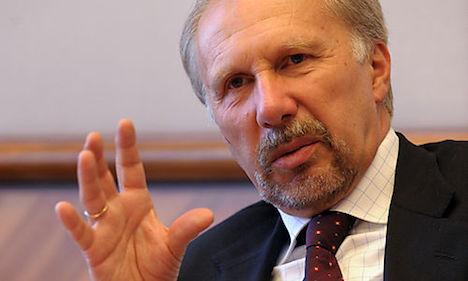 Nowotny: Eurozone risks negative inflation