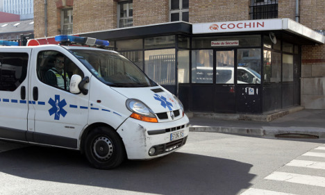 France: Woman 'stops gang rape by biting attacker's penis'