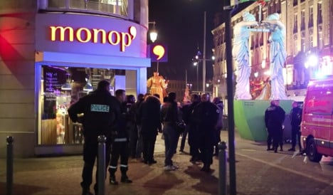 Shoot-out after hostage siege inside French supermarket