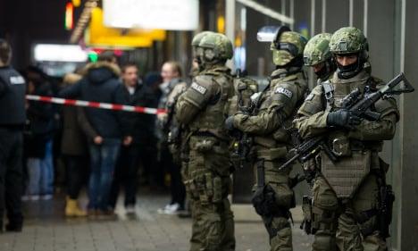 Munich New Year alert 'part of EU-wide Isis plot'