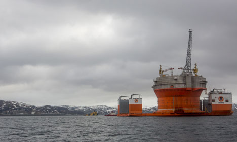 Norway's oil investments to decline over next two years