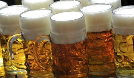 German brewers cheer 500th birthday of beer purity law