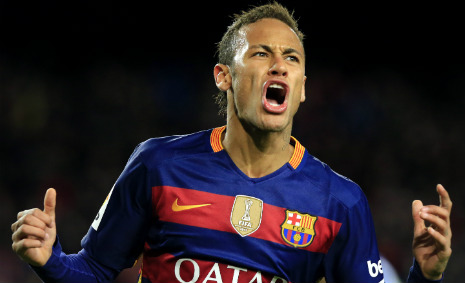 Espanyol reported over 'monkey chants' against Barça's Neymar