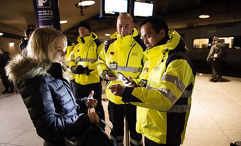 New border checks: traveller experiences