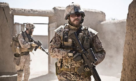 Denmark hopes to win 'A War' at Oscars