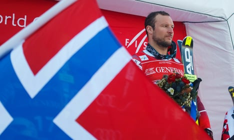 Svindal extends Norway's dominance at Kitzbuehel