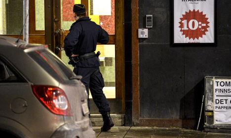 Man killed outside Stockholm McDonald's