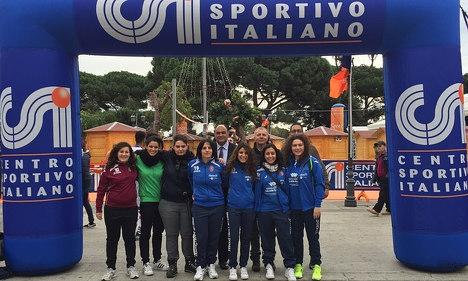 Italian female footballers defy mafia-style threats