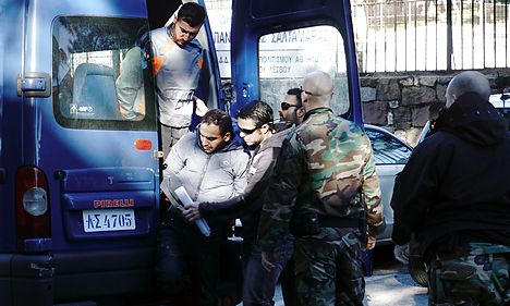 Danes freed in Greek 'trafficking' case