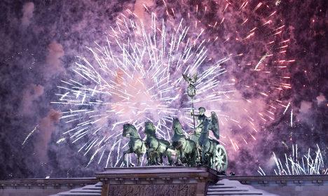Berliner investigated for hoarding fireworks