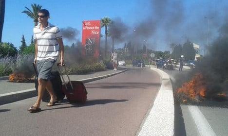 France: Strikes set to bring travel misery