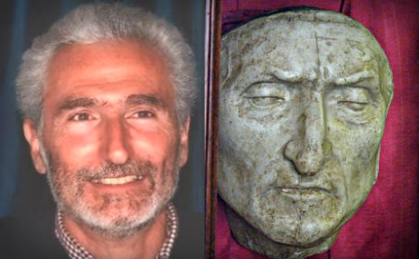 Meet Dante Alighieri's stargazing Italian descendant