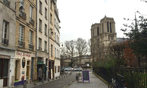 Are these 'the only streets in Paris' you need to go to?