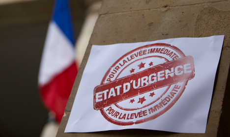 France 'risks democracy' with state of emergency