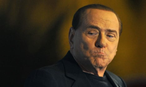NSA 'spied on Berlusconi and his close associates'