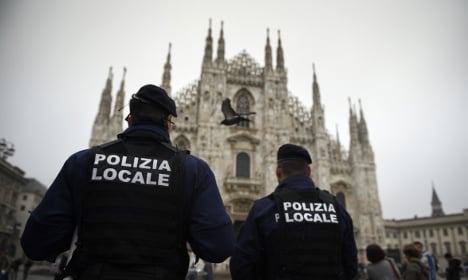 Which cities in Italy have the highest crime rates?