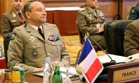 France 'in secret war against Isis in Libya'