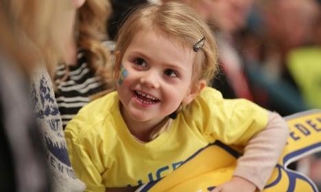Five royal reasons Sweden's Estelle is the coolest princess