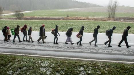Germany sets two-week ultimatum for EU refugee plan