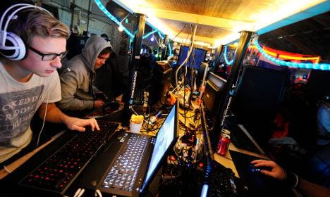 Swedish school starts elite training for gamers