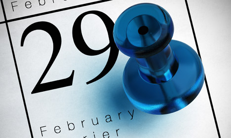This Norwegian family has an amazing Leap Year record