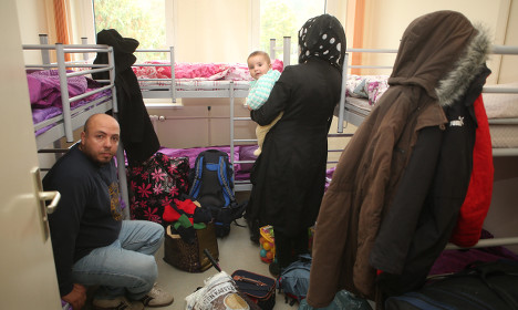 Refugees in Germany 'crazy with boredom'