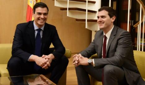 Spain's Socialists announce end to political deadlock