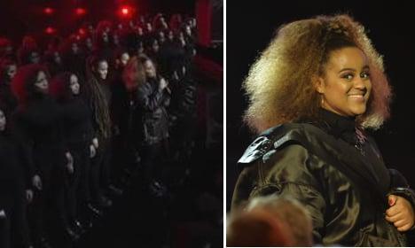 Watch Sweden's Seinabo Sey in 'Beyonce' power statement