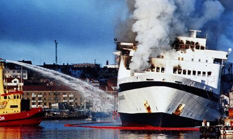 After 26 years, new info on fatal Scandinavian Star fire