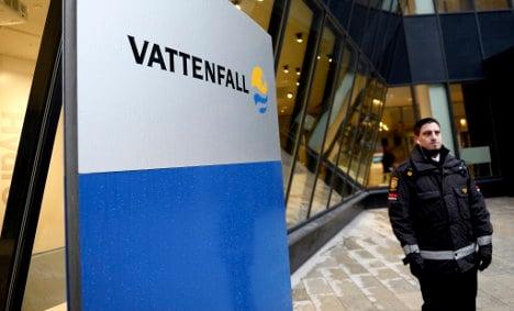 Swedish energy earnings slump after green tax