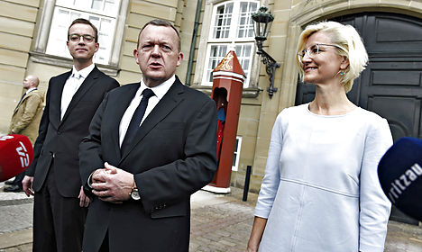 Danish PM announces cabinet shake-up