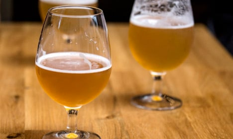 Were asylum seekers banned from entering a Swedish pub?