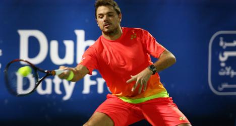 Wawrinka to meet rival Kyrgios in Dubai semis