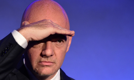 'Not the time for deals' on FIFA presidency: Infantino