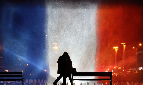 How a call-girl and her Parisian lover were mistaken for terrorists