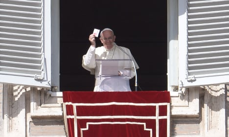 Pope calls for Holy Year suspension of executions