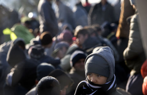 Austria rejects 'absurd' criticism of migrant policy