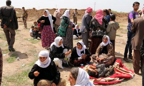 Yazidis seek healing in Germany after Isis 'hell'
