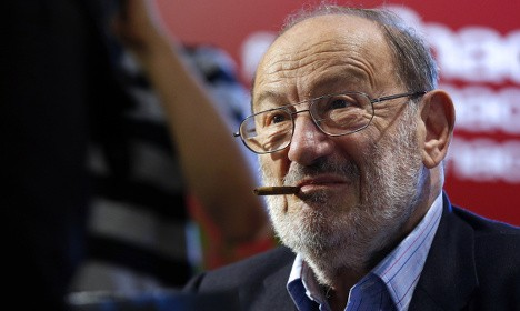 Umberto Eco's final book to be released on Friday