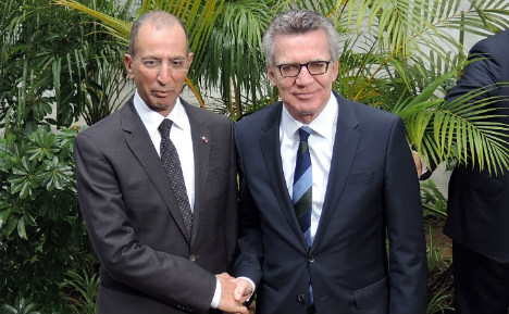 We'll take back rejected refugees, Morocco tells Berlin